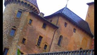 Château de Jarnioux, Château de Contes de Fées, Pierres Dorées, Beaujolais
