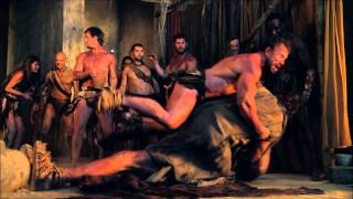 Spartacus Vengeance - Sedullus Goes Too Far, Loses Face
