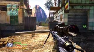 Modern Warfare 2 Killcam Montage - Pain