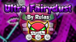NINE CIRCLES LILA! Geometry Dash [2.0] (Demon) - Ultra Fairydust by Rulas - GuitarHeroStyles