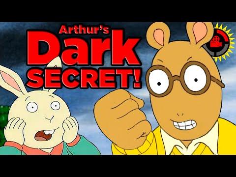 Film Theory The Tragic World of Arthur Exposed PBS Arthur