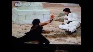 el maestro de la kung fusion - me lastime la pancita