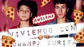 Viviendo con Juanpa Zurita - Mario Ruiz -