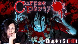THE FINAL EPISODE!! - Corpse Party Chapter 5 (Part 5 - END) Let's Play