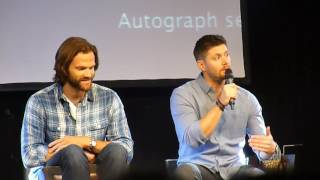 Jibcon 2016 - Jared & Jensen Saturday Panel (Part 2/2)