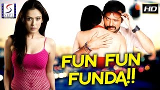 Fun Fun Funda - Dubbed Hindi Movies 2017 Full Movie HD l Hrishita Bhatt, Anuj Sawhney