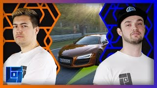 Ali-A + MasterOv's Audi R8 Showdown - Project Cars | Legends of Gaming