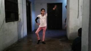 Nachan farrate Maar Dance By Muskan !! Arjun Baghel 11124