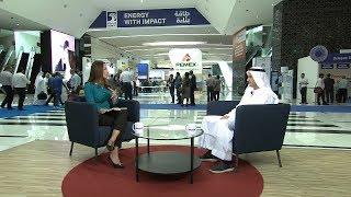 حوار مع رئيس معرض ومؤتمر أبوظبي الدولي للبترول علي خليفة الشامسي