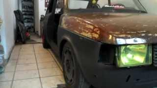 Fiat 147 Rat!