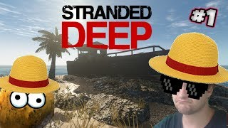 Stranded Deep # 1 - Neue Heimat