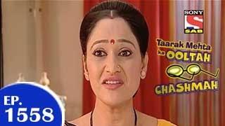 Taarak Mehta Ka Ooltah Chashmah - तारक मेहता - Episode 1558 - 8th December 2014