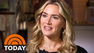 Kate Winslet On 'Dressmaker,' Co-Star Liam Hemsworth, Daughter Mia | TODAY