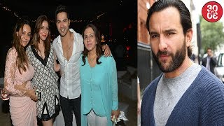 Gauri Khan To Design Varun Dhawan