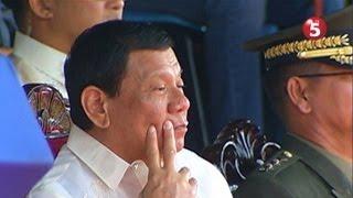 Pres. Duterte, nanguna sa online poll ng Time Magazine