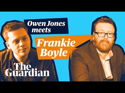 Owen Jones meets Frankie Boyle   'Grenfell Tower residents were treated as less than human'