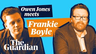 Owen Jones meets Frankie Boyle |