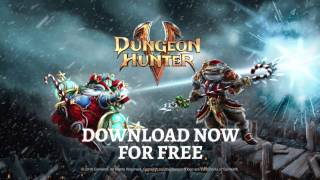 Celebrate the winter holidays with Dungeon Hunter 5!