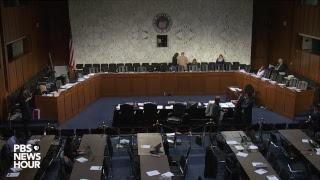 WATCH: Senate Finance Committee continues to debate GOP tax bill