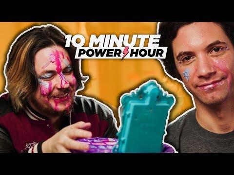 Xxx Mp4 Magical Manic Makeup Monday 10 Minute Power Hour 3gp Sex