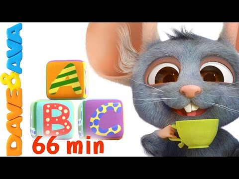 🤗 Nursery Rhymes Video Collection and Baby Songs from Dave and Ava 🤗