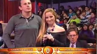 Showmatch 2008 - Valeria Archimó, hasta ahora, la mejor performance del jive