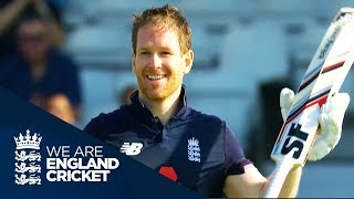 Morgan Century Drives England To Victory Against South Africa - England v South Africa 1st ODI 2017
