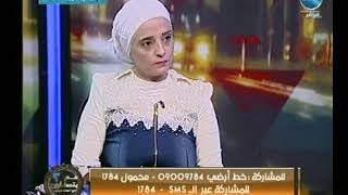"""صحفية تفجر فضيحة عن بكاء """"مني الشاذلي"""" المزيف أثناء ثورة 25 يناير"""