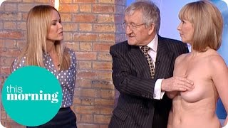 How To Check For Breast Cancer | This Morning