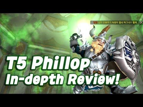 Xxx Mp4 King S Raid 킹스레이드 T5 Phillop In Depth Review 필롭 인뎁스 리뷰 3gp Sex