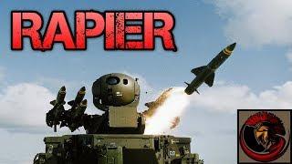 Rapier Air Defense Missile System
