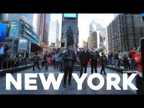 VLOGGG #75: NEW YORK! (feat. Dian Sastro)