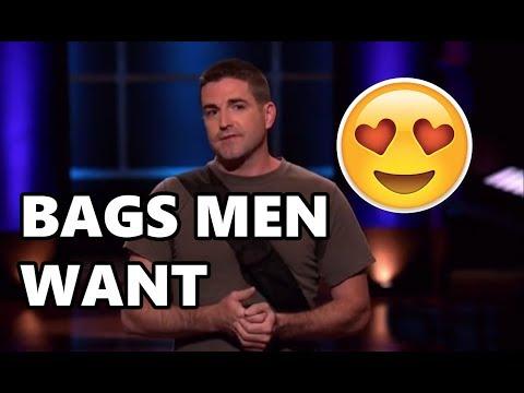 Shark Tank Bags That Men Want