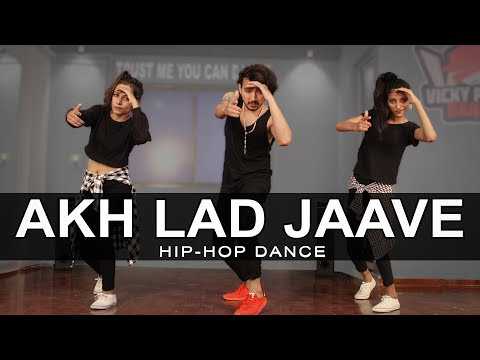 Xxx Mp4 Akh Lad Jaave Dance Video Loveratri Vicky Patel Choreography Easy Hiphop Steps 3gp Sex