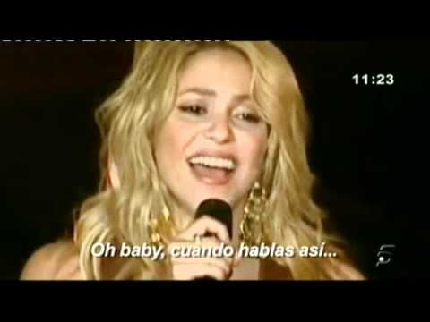 Xxx Mp4 Shakira Le Canta A Pique Que Se Encontraba Entre El Publico En Polonia 3gp Sex