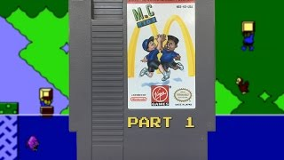 McKids (NES) Part 1 of 2 - Mike & Bootsy
