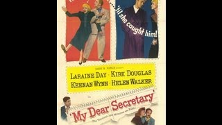 MI QUERIDA SECRETARIA (MY DEAR SECRETARY, 1948, Full Movie, Spanish, Cinetel)