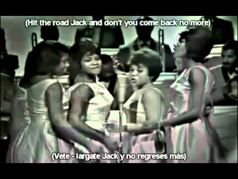 Xxx Mp4 Ray Charles Hit The Road Jack Lyrics Y Subtitulos En Espaol 3gp Sex