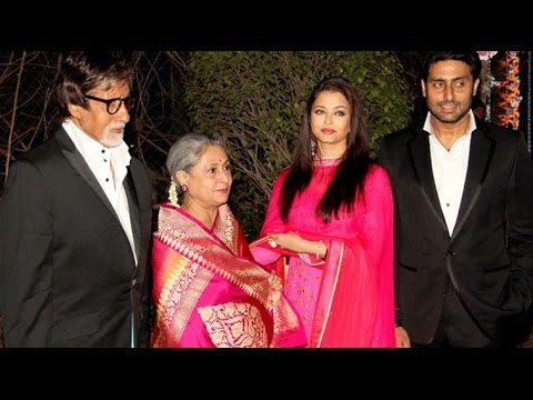 Abhishek Bachchan Revolts Against Father For Aishwarya