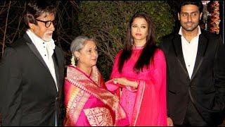 Abhishek Bachchan Revolts Against Father For Aishwarya