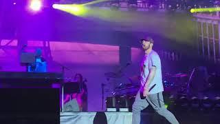 Eminem - Fall (Rapture 2019, Brisbane, Australia, 02/20/2019)