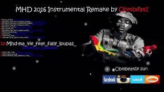 12 Mhd ma vie feat fally ipupa Instru Remake by Obmbeatz