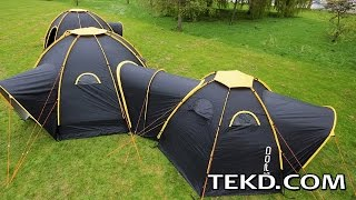 Connect Pod Tents and Transform Camping Vacations