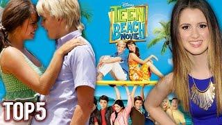 5 Things That Should Happen in Teen Beach Movie 2
