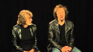 The Story of The Zombies with Colin Blunstone & Rod Argent (interview)
