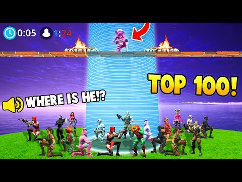 TOP 100 FORTNITE FUNNIEST FAILS & MOMENTS EVER