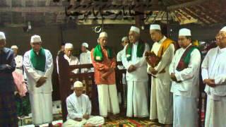 Marhabanan Maulid Nabi di Masjid Buntet Pesantren Cirebon