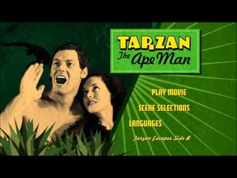 Xxx Mp4 Tarzan The Ape Man UK DVD Menu 3gp Sex