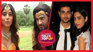 Kritika & Gaurav Share Their Happiness Of Shooting Outdoor |Shakti Quashes Breakup Rumors