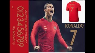 portugal world cup font 2018 free download TTF